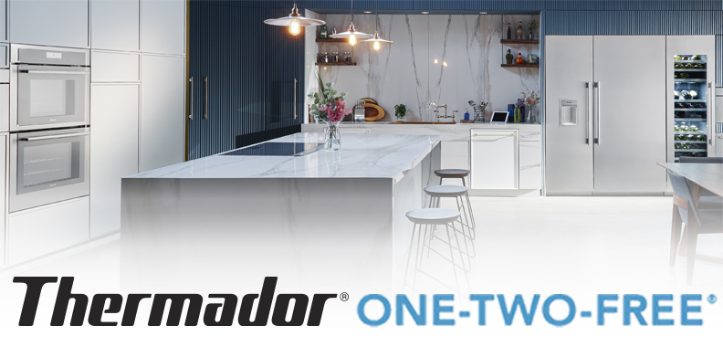 THERMADOR -    ONE-TWO-FREE