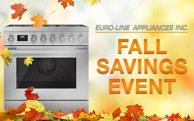 EURO-LINE FALL SAVINGS EVENT