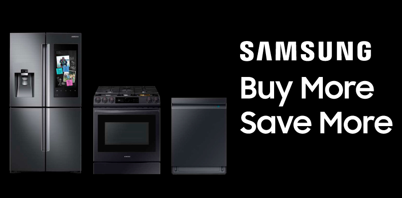 SAMSUNG BUY MORE SAVE MORE
