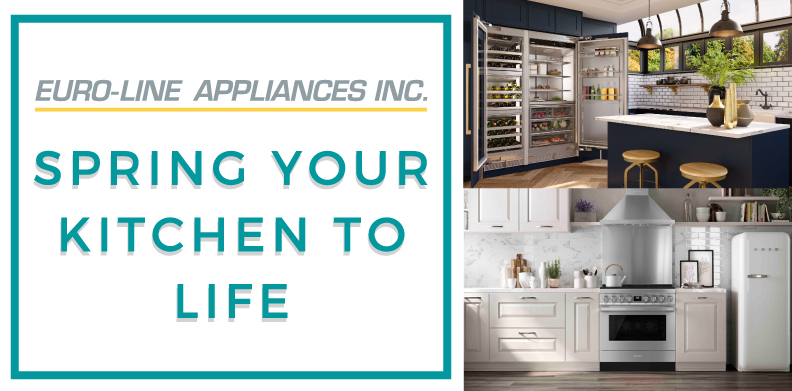 SPRING YOUR KITCHEN TO LIFE