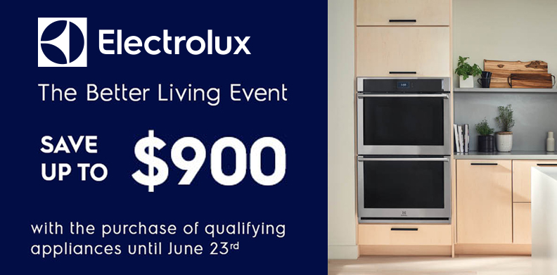 ELECTROLUX THE BETTER LIVING EVENT